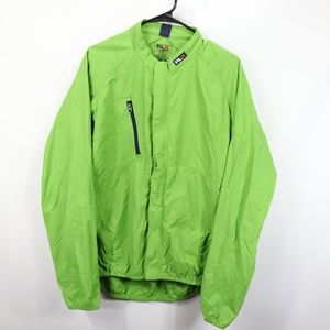 RLX Ralph Lauren Mens Medium Windbreaker Jacket